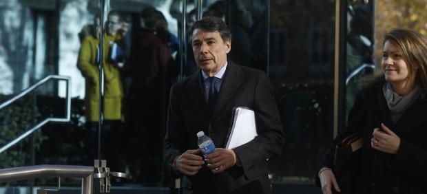 La Fiscalía pide embargar a Ignacio González su sueldo en el Ayuntamiento de Madrid