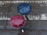 Duo de paraguas