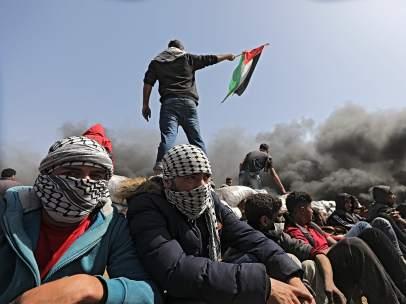 Gran Marcha del Retorno en Gaza