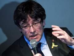 """Puigdemont: """"Censura y exilio, dragones que han intentado malograrnos"""""""