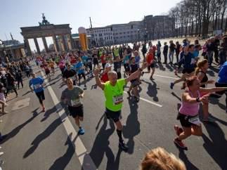 Media Maratón de Berlín 2018