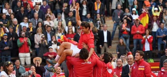 David Ferrer, Copa Davis