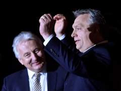 Viktor Orbán gana las elecciones en Hungría