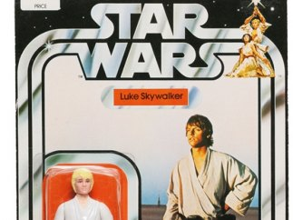 Figura de Luke Skywalker de 1978