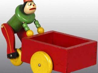 Pete empuja el carrito