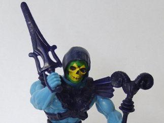 Figuras de Skeletor de los años 80