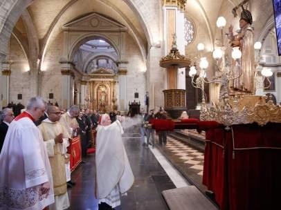 Apertura del Año Santo Jubilar de San Vicente Ferrer