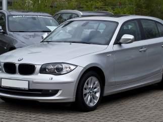 7. BMW 120 (4,4% DE LOS ROBOS)