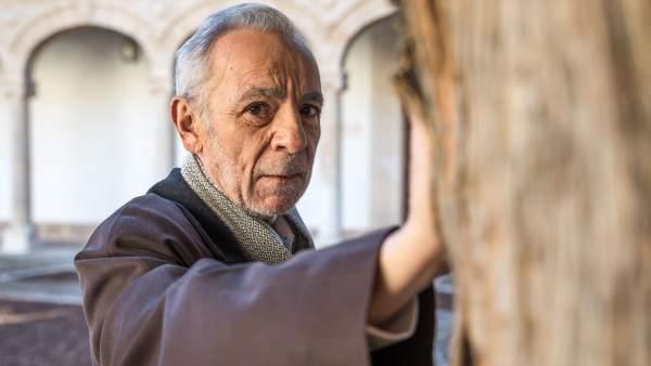 José Luis Gómez será Miguel de cervantes en la nueva serie documental de La 2 'Cartas en el tiempo'.