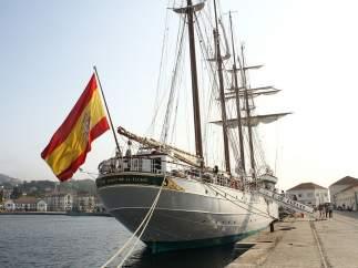 Buque escuela 'Juan Sebastián Elcano'