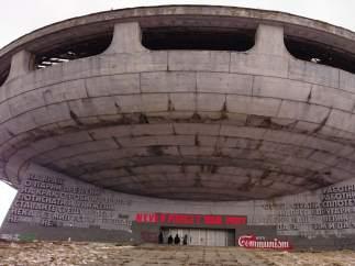 MONUMENTO BUZLUDZHA (BULGARIA)