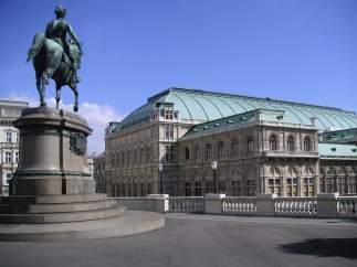 CENTRO HISTÓRICO DE VIENA (AUSTRIA)