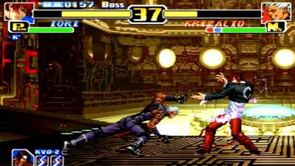 otro clásico que vuelve the king of fighters 99 llega a xbox one