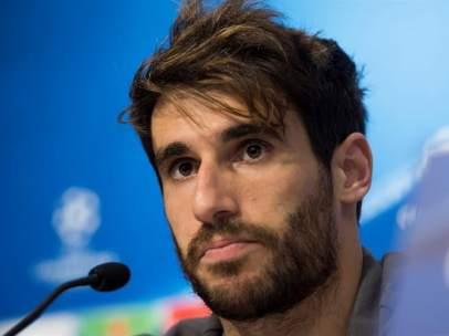 Javi Martínez, jugador del Bayern de Múnich.