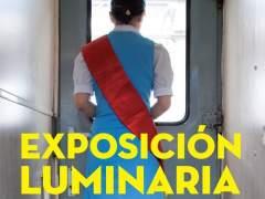Cartel de la exposición Luminaria 03