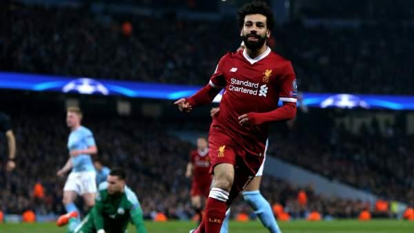Gol de Salah