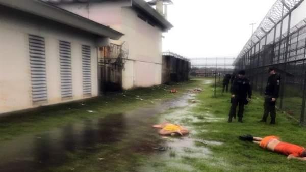 Resultado de imagen para Al menos 20 muertos en intento de fuga en cárcel del norte de Brasil
