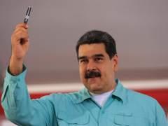 Maduro triplicará el salario mínimo