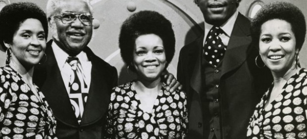Staple Singers en Soul Train
