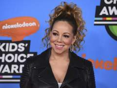 La cantante Mariah Carey en marzo de 2018.