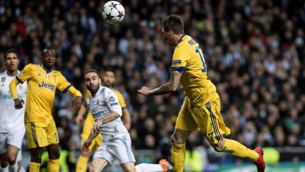 Gol de Mandzkic al Real Madrid