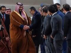 Visita a España del príncipe heredero de Arabia Saudí