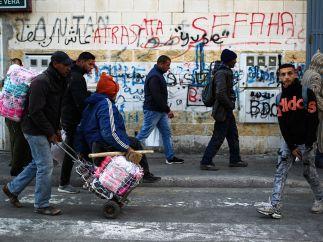 Ceuta: vidas al límite