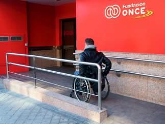 Empleado con discapacidad