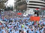 La carrera de San Silvestre Vallecana