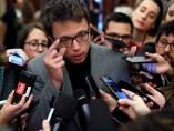 Íñigo Errejón, diputado de Podemos y aspirante a la candidatura a la Presidencia de la Comunidad de Madrid.