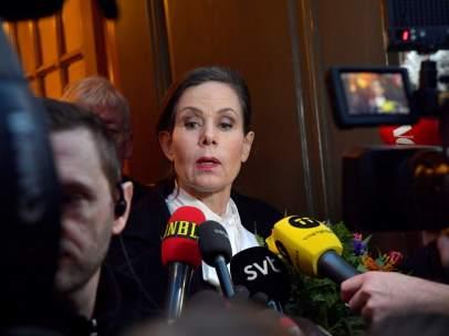 Crisis en la Academia Sueca