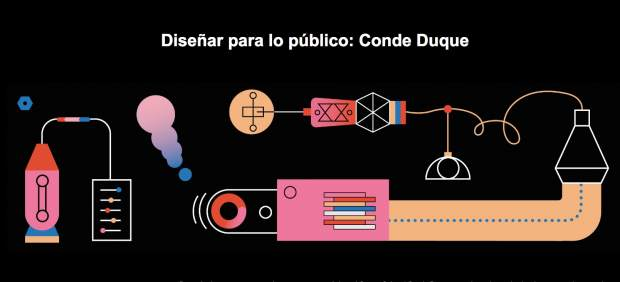 Imagen del concurso 'Diseñar para lo público'