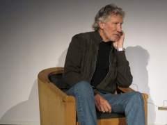Roger Waters, bajista y fundador de Pink Floyd en Barcelona.