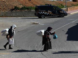 Especial sobre la frontera de Ceuta