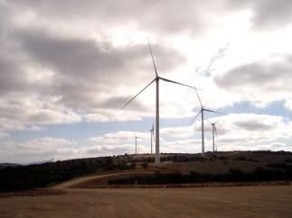 Parque Eólico Gas Natural Fenosa
