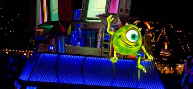 Pixar Fest Disney Disneyland