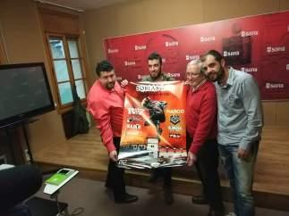 El cartel ganador del Soria Rock