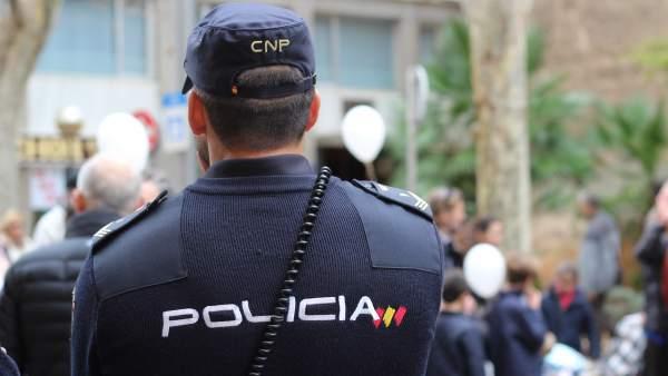 Policía Nacional. Imagen de archivo.