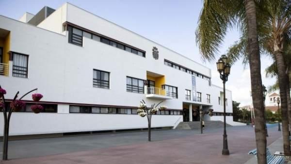 Ayuntamiento Torremolinos. Fachada