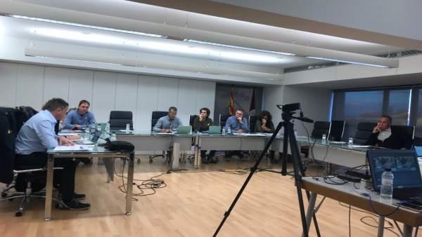 Pleno del Ayuntamiento de Alcarràs
