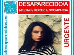 Andrea Turi, desaparecida