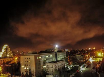 EE UU ataca Siria