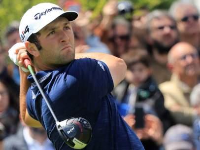 Jon Rahm, en el Open de España