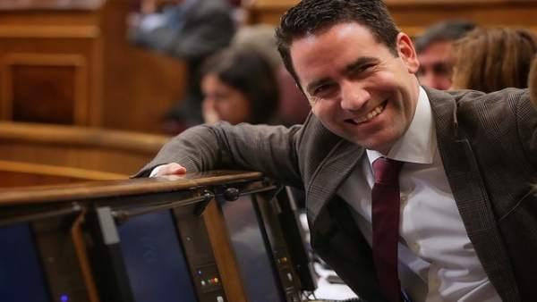 El diputado del PP por Murcia, Teodoro García