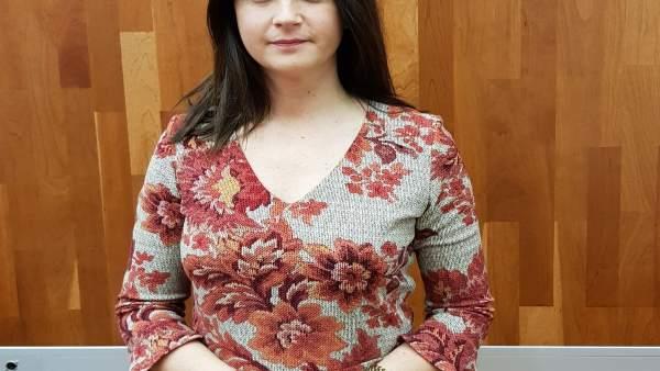 La alcaldesa de Fuente Obejuna, Silvia Mellado