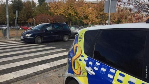 Vehículo de la Policía Local