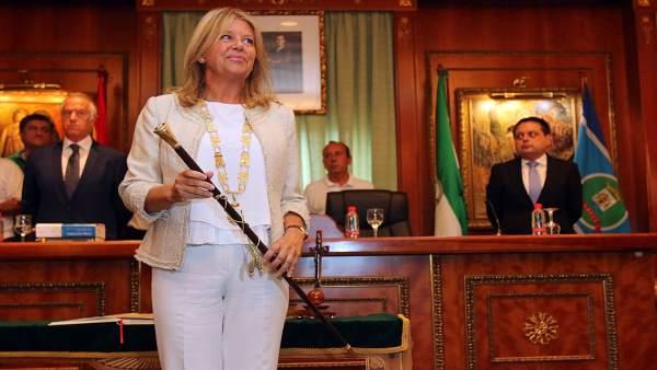 Ángeles Muñoz, Alcaldesa De Marbella Tras Prosperar La Moción De Censura