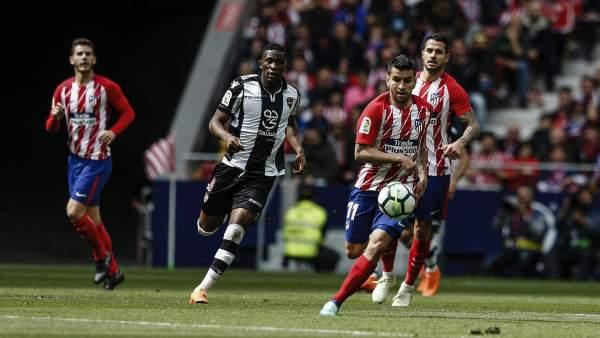 Atlético-Levante