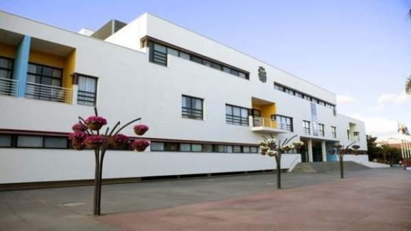 Ayuntamiento de Torremolinos málaga inmueble fachada Consistorio