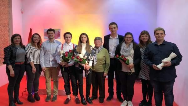 Premios Isabel Coll 2018